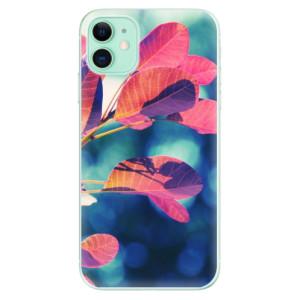 Silikonové odolné pouzdro iSaprio - Autumn 01 na mobil Apple iPhone 11