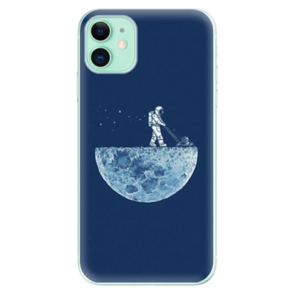 Silikonové odolné pouzdro iSaprio - Moon 01 na mobil Apple iPhone 11