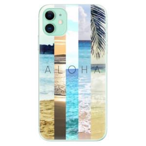 Silikonové odolné pouzdro iSaprio - Aloha 02 na mobil Apple iPhone 11