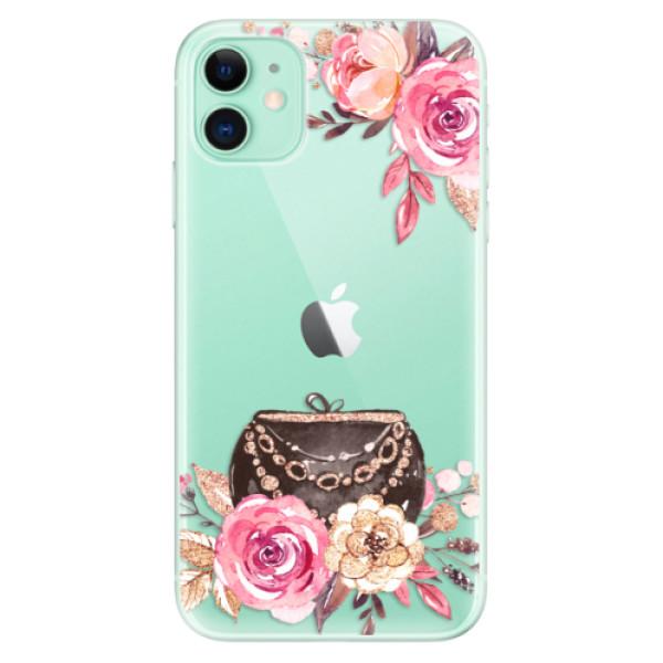Silikonové odolné pouzdro iSaprio - Handbag 01 na mobil Apple iPhone 11