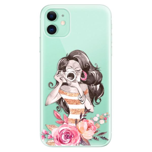 Silikonové odolné pouzdro iSaprio - Charming na mobil Apple iPhone 11