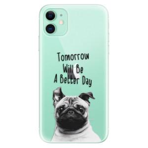 Silikonové odolné pouzdro iSaprio - Better Day 01 na mobil Apple iPhone 11