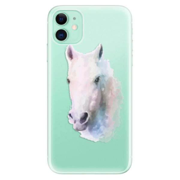Silikonové odolné pouzdro iSaprio - Horse 01 na mobil Apple iPhone 11