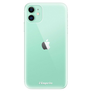 Odolné silikonové pouzdro iSaprio - 4Pure čiré bez potisku na mobil Apple iPhone 11
