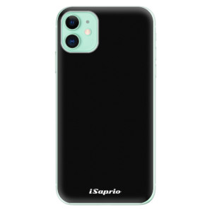 Silikonové odolné pouzdro iSaprio - 4Pure černé na mobil Apple iPhone 11