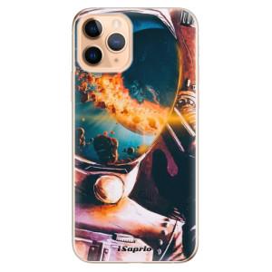 Silikonové odolné pouzdro iSaprio - Astronaut 01 na mobil Apple iPhone 11 Pro