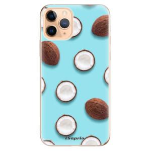 Silikonové odolné pouzdro iSaprio - Coconut 01 na mobil Apple iPhone 11 Pro