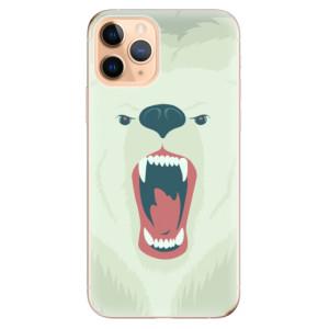 Silikonové odolné pouzdro iSaprio - Angry Bear na mobil Apple iPhone 11 Pro