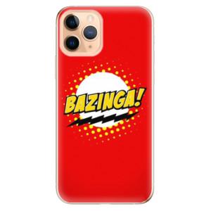 Silikonové odolné pouzdro iSaprio - Bazinga 01 na mobil Apple iPhone 11 Pro