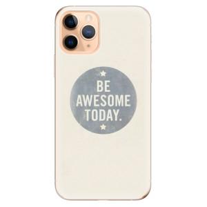 Silikonové odolné pouzdro iSaprio - Awesome 02 na mobil Apple iPhone 11 Pro