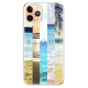 Silikonové odolné pouzdro iSaprio - Aloha 02 na mobil Apple iPhone 11 Pro