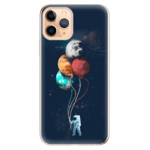 Silikonové odolné pouzdro iSaprio - Balloons 02 na mobil Apple iPhone 11 Pro