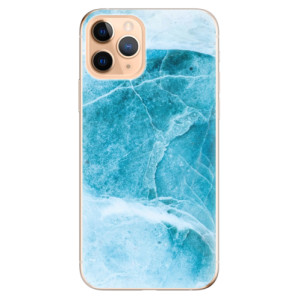Silikonové odolné pouzdro iSaprio - Blue Marble na mobil Apple iPhone 11 Pro