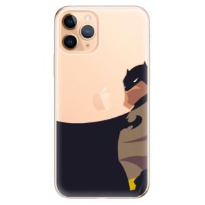Silikonové odolné pouzdro iSaprio - BaT Comics na mobil Apple iPhone 11 Pro