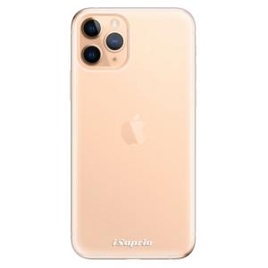 Odolné silikonové pouzdro iSaprio - 4Pure čiré bez potisku na mobil Apple iPhone 11 Pro