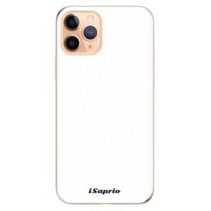 Silikonové odolné pouzdro iSaprio - 4Pure bílé na mobil Apple iPhone 11 Pro