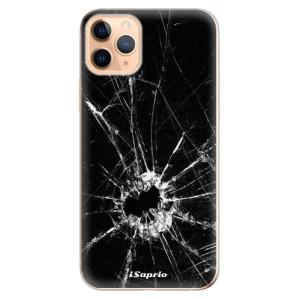 Silikonové odolné pouzdro iSaprio - Broken Glass 10 na mobil Apple iPhone 11 Pro Max