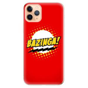 Silikonové odolné pouzdro iSaprio - Bazinga 01 na mobil Apple iPhone 11 Pro Max
