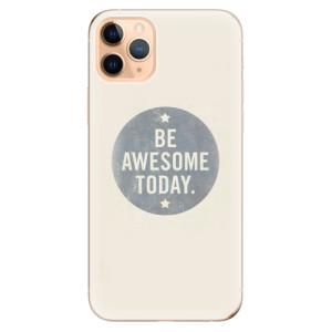 Silikonové odolné pouzdro iSaprio - Awesome 02 na mobil Apple iPhone 11 Pro Max