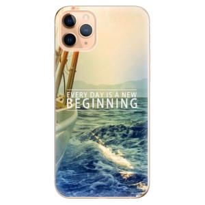Silikonové odolné pouzdro iSaprio - Beginning na mobil Apple iPhone 11 Pro Max