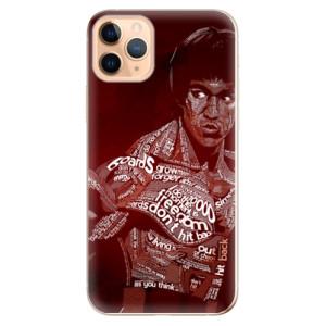 Silikonové odolné pouzdro iSaprio - Bruce Lee na mobil Apple iPhone 11 Pro Max
