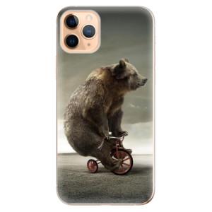 Silikonové odolné pouzdro iSaprio - Bear 01 na mobil Apple iPhone 11 Pro Max