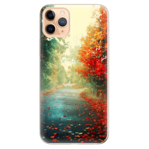 Silikonové odolné pouzdro iSaprio - Autumn 03 na mobil Apple iPhone 11 Pro Max