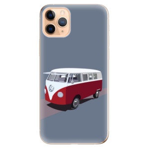 Silikonové odolné pouzdro iSaprio - VW Bus na mobil Apple iPhone 11 Pro Max