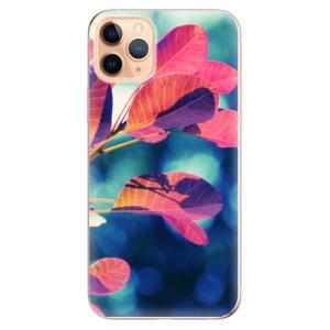 Silikonové odolné pouzdro iSaprio - Autumn 01 na mobil Apple iPhone 11 Pro Max
