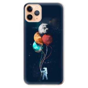 Silikonové odolné pouzdro iSaprio - Balloons 02 na mobil Apple iPhone 11 Pro Max