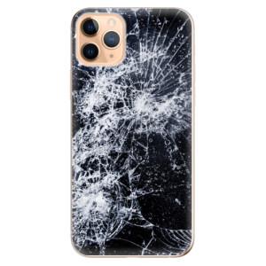 Silikonové odolné pouzdro iSaprio - Cracked na mobil Apple iPhone 11 Pro Max