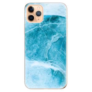Silikonové odolné pouzdro iSaprio - Blue Marble na mobil Apple iPhone 11 Pro Max