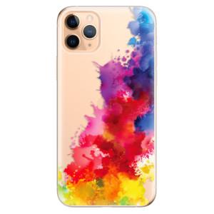 Silikonové odolné pouzdro iSaprio - Color Splash 01 na mobil Apple iPhone 11 Pro Max