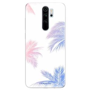 Silikonové odolné pouzdro iSaprio - Digital Palms 10 na mobil Xiaomi Redmi Note 8 Pro