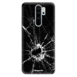 Silikonové odolné pouzdro iSaprio - Broken Glass 10 na mobil Xiaomi Redmi Note 8 Pro