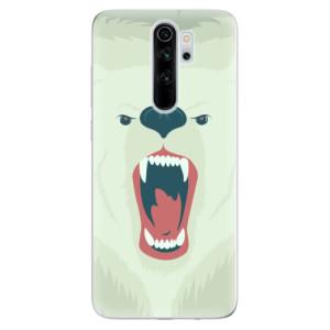 Silikonové odolné pouzdro iSaprio - Angry Bear na mobil Xiaomi Redmi Note 8 Pro