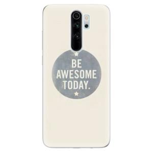 Silikonové odolné pouzdro iSaprio - Awesome 02 na mobil Xiaomi Redmi Note 8 Pro