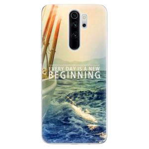 Silikonové odolné pouzdro iSaprio - Beginning na mobil Xiaomi Redmi Note 8 Pro