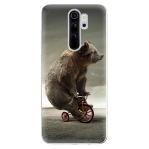 Silikonové odolné pouzdro iSaprio - Bear 01 na mobil Xiaomi Redmi Note 8 Pro
