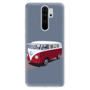 Silikonové odolné pouzdro iSaprio - VW Bus na mobil Xiaomi Redmi Note 8 Pro