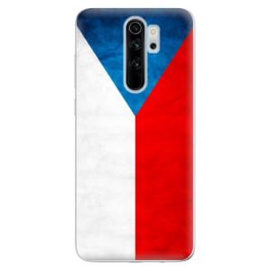 Silikonové odolné pouzdro iSaprio - Czech Flag na mobil Xiaomi Redmi Note 8 Pro