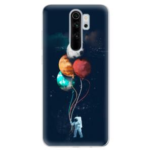 Silikonové odolné pouzdro iSaprio - Balloons 02 na mobil Xiaomi Redmi Note 8 Pro