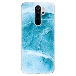 Silikonové odolné pouzdro iSaprio - Blue Marble na mobil Xiaomi Redmi Note 8 Pro