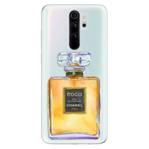Silikonové odolné pouzdro iSaprio - Chanel Gold na mobil Xiaomi Redmi Note 8 Pro