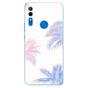 Silikonové odolné pouzdro iSaprio - Digital Palms 10 na mobil Huawei P Smart Z