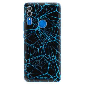 Silikonové odolné pouzdro iSaprio - Abstract Outlines 12 na mobil Huawei P Smart Z