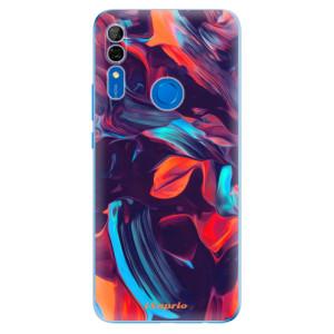 Silikonové odolné pouzdro iSaprio - Color Marble 19 na mobil Huawei P Smart Z