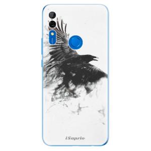 Silikonové odolné pouzdro iSaprio - Dark Bird 01 na mobil Huawei P Smart Z
