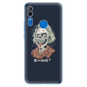 Silikonové odolné pouzdro iSaprio - Einstein 01 na mobil Huawei P Smart Z