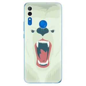 Silikonové odolné pouzdro iSaprio - Angry Bear na mobil Huawei P Smart Z